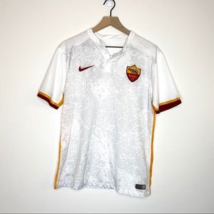 Nike Roma Fc De Rossi Jersey